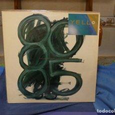 Discos de vinilo: DOBLE LP YELLO 1980-85 THE NEW MIX IN ONE GO MUY BONITO Y EN MUY BUEN ESTADO. Lote 277136208