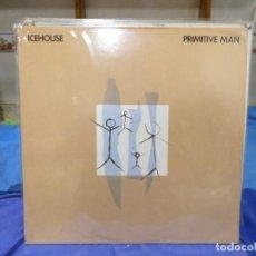 Discos de vinilo: LP ICEHOUSE PRIMITIVE MAN ALEMANIA 1982 MUY BUEN ESTADO GENERAL. Lote 277136743