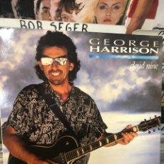 Discos de vinilo: GEORGE HARRISON CLOUD NINE. Lote 277136923