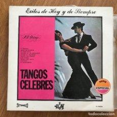 Discos de vinilo: 101 STRINGS - TANGOS CÉLEBRES - LP YUPY 1970. Lote 277140198