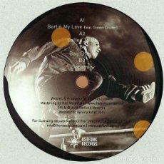 Discos de vinilo: THOMAS LIZZARA – DOPAMIN PUZZLE. Lote 277143048