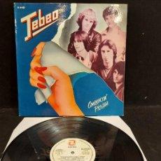 Discos de vinilo: TEBEO / CONVERSACIÓN PRIVADA / LP-PROMO - ZAFIRO-1981 / MBC. ***/***. Lote 277147258