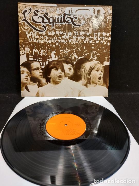 L'ESQUITX / CORAL SANT JORDI / 20 ANIVERSARI 1962-1982 / LP - AUDIOFÓN-1982 / MBC. ***/*** (Música - Discos - LPs Vinilo - Música Infantil)