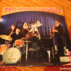 Discos de vinilo: TETE MONTOLIU Y SU QUINTETO EP 45 RPM HOME COOKIN´ ZAFIRO ESPAÑA 1962 LAMINADA. Lote 277156068