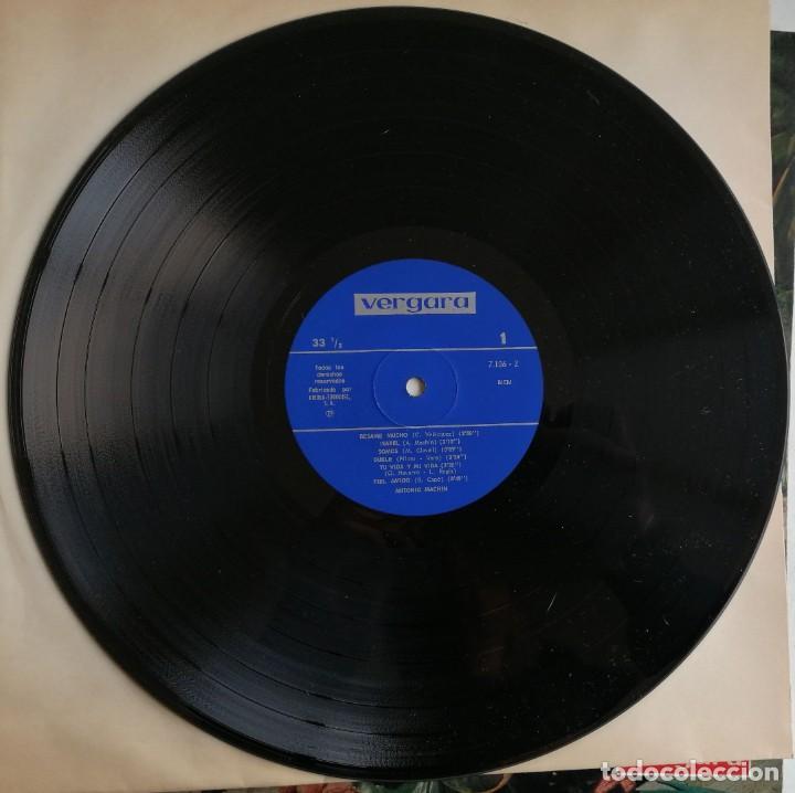 Discos de vinilo: Antonio Machin, Antonio Machin, Vergara 7.136-Z, 7136-Z - Foto 3 - 277156593