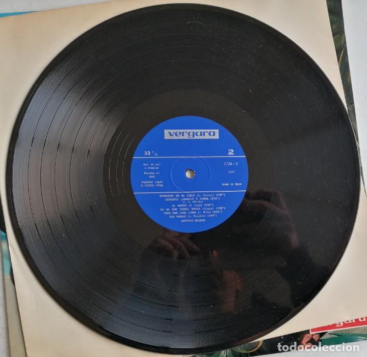 Discos de vinilo: Antonio Machin, Antonio Machin, Vergara 7.136-Z, 7136-Z - Foto 5 - 277156593