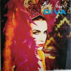 Discos de vinilo: ANNIE LENNOX, DIVA, RCA PL-75326, PL 75326 (5F). Lote 277156728