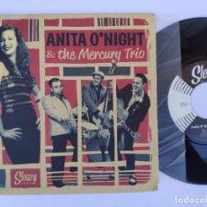 Discos de vinilo: EP ANITA O' NIGHT & THE MERCURY TRIO - CALL ME UP + 3. Lote 277160098