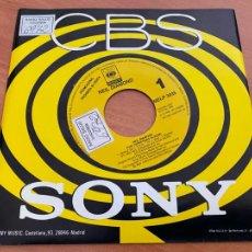 Discos de vinilo: NEIL DIAMOND (THE CHRISTMAS ALBUM) SINGLE ESPAÑA 1992 PROMO (EPI24). Lote 277161038