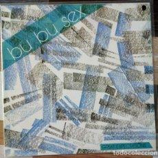 "Discos de vinilo: BU BU SEX - GREAT EXPECTATIONS E.P. (12"", EP). Lote 277161068"