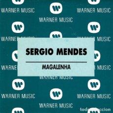 "Discos de vinilo: SERGIO MENDES* - MAGALENHA (7"", PROMO). Lote 277161248"