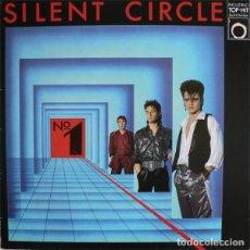 Discos de vinilo: SILENT CIRCLE - № 1 (LP, ALBUM). Lote 277161693