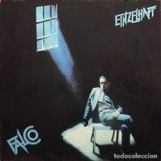 Discos de vinilo: FALCO - EINZELHAFT (LP, ALBUM). Lote 277162748