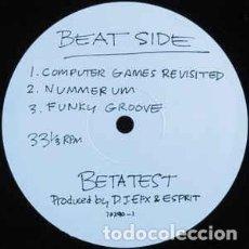 "Discos de vinilo: BETA TEST - BETA TEST (12""). Lote 277163018"