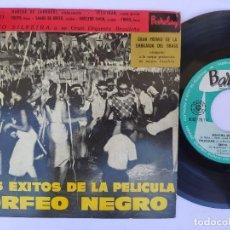 Discos de vinilo: SILVIO SILVEIRA Y ORQ BRASILEÑA - EP SPAIN PS - EX * MARCHA DE CARNAVAL + 3 * BARCLAY * 1959. Lote 277171238