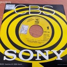 Discos de vinilo: JORDY (DUR DUR D'ETRE BEBE) SINGLE 1992 PROMO (EPI24). Lote 277172618
