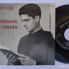 Discos de vinilo: D. HERMANO DA CAMARA - EP PORTUGAL PS - MINT * FADO DE DESPEDIDA / O MEU FADO / O FADO DA OLIVEIRA. Lote 277173263