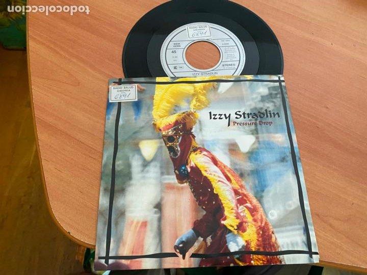 IZZY STRADLIN (PRESSURE DROP) SINGLE 1992 (EPI24) (Música - Discos - Singles Vinilo - Reggae - Ska)