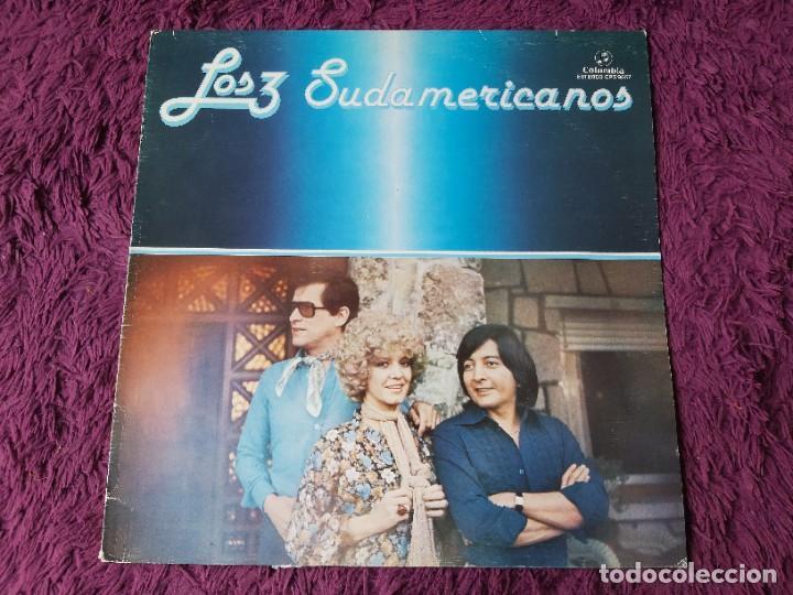 LOS 3 SUDAMERICANOS ,VINYL LP 1978 SPAIN CPS 9567 (Música - Discos - LP Vinilo - Grupos y Solistas de latinoamérica)