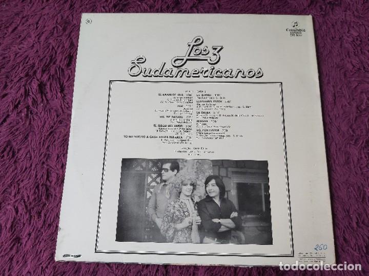 Discos de vinilo: Los 3 Sudamericanos ,Vinyl LP 1978 Spain CPS 9567 - Foto 2 - 277186728