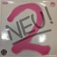 Discos de vinilo: NEU! – NEU! 2- LP ALBUM- ED. ESPAÑOLA- 1977. Lote 277189268