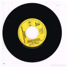 Discos de vinilo: DAVID ALEXANDRE WINTER - LAISSE-MOI LE TEMPS / MAIS ON VA TOUJOURS CHERCHE - SINGLE 1973 SOLO VINILO. Lote 277190508