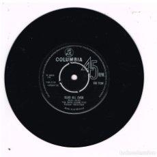 Discos de vinilo: THE DAVE CLARK FIVE - GLAD ALL OVER / I KNW YOU - SINGLE 1963 - ED. UK - SOLO VINILO. Lote 277190813