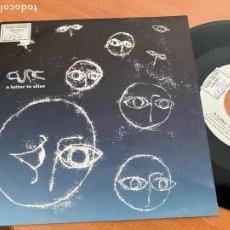 Discos de vinilo: THE CURE (A LETTER TO ELISE) SINGLE 1992 (EPI24). Lote 277198178
