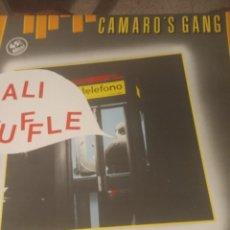 "Discos de vinilo: VINILO MAXISINGLE CAMARO'S GANG "" ALI SHUFFLE "". Lote 277199528"