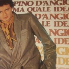 """Discos de vinilo: VINILO LP PINO D'ANGIÓ """" QUE IDEA """". Lote 277199798"""