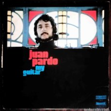 Discos de vinilo: JUAN PARDO - MY GUITAR - ORLADOR 1973. Lote 277201883