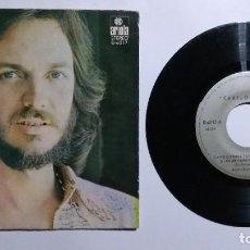 Disques de vinyle: CAMILO SESTO NO CIERRES TUS OJOS EP 45 RPM MUY RARO. Lote 277203353
