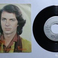 Disques de vinyle: CAMILO SESTO COLORINA 1980 EP 45 RPM MUY RARO DE ECUADOR. Lote 277204213