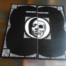 Disques de vinyle: WILLIAM S. FISCHER - AKELARRE -, LP, BAT BI HIRU LAU + 9, AÑO 2005 WAH WAH REEDICION. Lote 277210028