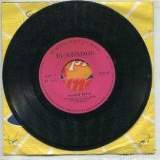 Discos de vinilo: MARCAS COMERCIALES - FUNDADOR 10.219 GRANDES EXITOS (ALMAS HUMILDES). Lote 277211078
