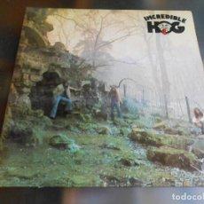 Discos de vinil: INCREDIBLE HOG, LP, LAME + 9, AÑO 1999 REEDICION WHA-WAH. Lote 277213198