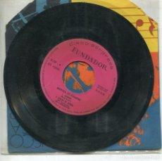 Discos de vinilo: MARCAS COMERCIALES - FUNDADOR 10.237 (MUSICA DE SIEMPRE) LOS TRES PARAGUAYOS - JURAME + 3). Lote 277213508