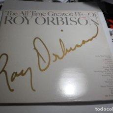 Discos de vinil: LP DOBLE ROY ORBISON. THE ALL-TIME GREATEST HITS. CBS 1974 SPAIN (PROBADOS, BIEN, SEMIUEVOS). Lote 277214378