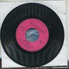 Discos de vinilo: MARCAS COMERCIALES - FUNDADOR 10.245 (LOS ALBAS) UNA NOCHE + 3). Lote 277214758