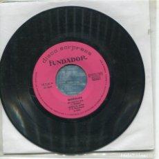 Discos de vinilo: MARCAS COMERCIALES - FUNDADOR 10.254 (MODULOS) UN NUEVO DIA + 3). Lote 277215868
