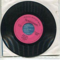 Discos de vinilo: MARCAS COMERCIALES - FUNDADOR 10.255 (MARI TRINI) SERE SILENCIOSA + 3). Lote 277216013