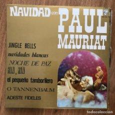 Discos de vinilo: PAUL MAURIAT - NAVIDAD - LP PHILIPS 1967. Lote 277221248