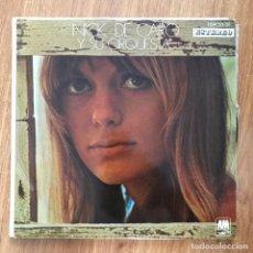 Discos de vinilo: NICK DE CARO Y SU ORQUESTA - CORAZÓN ALEGRE - LP HISPAVOX 1969. Lote 277221543