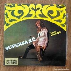 Discos de vinilo: BOOTS RANDOLPH - SUPERSAX - LP RCA 1968. Lote 277221953
