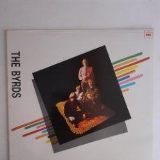 Discos de vinilo: THE BYRDS. PROMOCIONAL. 1989, ESPAÑA. LSP 982137 1. DISCO VG++. CARÁTULA VG++.. Lote 277222323