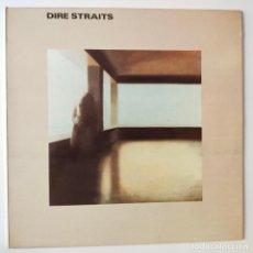 Discos de vinilo: DIRE STRAITS- SPAIN LP 1978 + ENCARTE- VINILO COMO NUEVO.. Lote 277222798