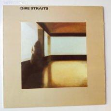 Discos de vinilo: DIRE STRAITS- SPAIN LP 1986 + ENCARTE- VINILO COMO NUEVO.. Lote 277223103