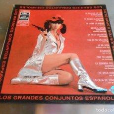 Discos de vinilo: GRANDES CONJUNTOS ESPAÑOLES, LOS, LP, LONE STAR - ES MI VIDA + 11, AÑO 1970. Lote 277228383