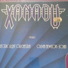 "Discos de vinilo: VINILO LP B.S.O. XANADU "" ELÉCTRIC LIGHT ORCHESTRA & OLIVIA NEWTON-JOHN"". Lote 277230518"