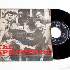 Disques de vinyle: THE SPECTRUM DISCO VINILO 45 RPM. Lote 277231448